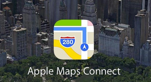 apple maps connect portal
