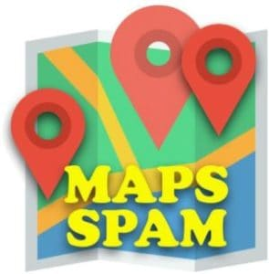maps spam