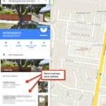 duplicates reappearing in google maps